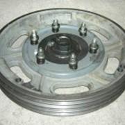 Шкив двигателя (к/вала) ЯМЗ-238АК 9-ти ручьевой 238АК-1005061-10 Дон-1500 фото