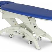 Стол массажный с гидравлической регулировкой высоты фото