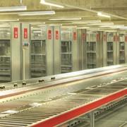 Стеллажи мезонинные проект: Поло Экспрессверсанд, Германия фото