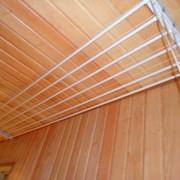 Сушилка для белья балконно - оконная фото