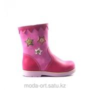 Ортопедическая обувь для детей из натуральной кожи 3285-21 фото