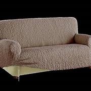 Чехол подходит на диван со стандартными параметрами: сиденье не более 160 см спинка не более 80 см подлокотники не более 15 см Чехол также можно использовать для одноместной кровати с размерами: длина 200 см ширина 90-100 см фото