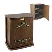 Шкафчик Шиповник для мелочей настенный фото