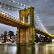 Фотокартины алматы, Фото Бруклинский мост фото