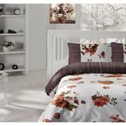 Комплект постельного белья из Турции CREAFORCE, Lona Kahve фото