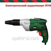 Электрический шуруповерт RTM 311 фото