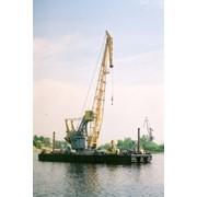 Плавучий кран КПЛ 5-30 фото