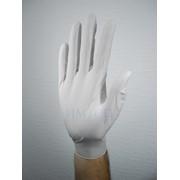 Перчатки латексные, виниловые, нитриловые одноразовые фото
