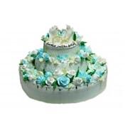Эксклюзивные свадебные торты фото
