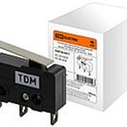 Сигнальный выключатель для контроля положения крышки ПВР (NO/NC) 5A 250В AC/ 4A 30В DC TDM фото