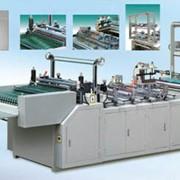 Машина для изготовления бумажного рукава. фото