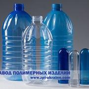 Бутылка ПЭТ 3 литра «Кристал» фото