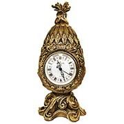 Часы каминные Классические коллекция Фаберже 16х41х16см. арт.МК2051 фото