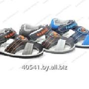 Сандалии детские дошкольные (р.21-25) YW46 (3 цвета в коробе, 21-25) 20 пар, Обувь повседневная детская фото