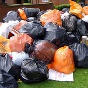Сбор, удаление и уничтожение мусора и отходов фото