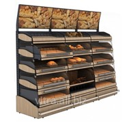 Стеллажи для хлеба фото