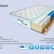Анатомический матрас Premium фото