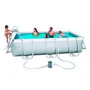 Каркасный бассейн Bestway (404 х 201 х 100) фото