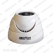 SVC-D89 2.8 Купольные внутренние камеры cистемы видеонаблюдения Satvision фото