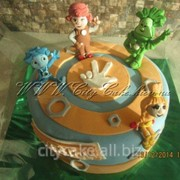 Торт детский Фиксики №0209 код товара: 2-6-0209 фото