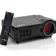Светодиодный мультимедийный проектор - 1000:1, 800x600, 2200 люмен фото