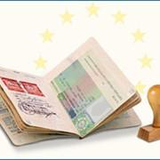 Шенгенские бизнес визы, помощь в оформлении фото