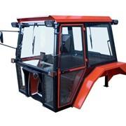 Кабины и облицовки тракторов МТЗ-1221 и МТЗ-80/82 фото