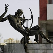 Скульптуры фото