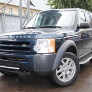 Land Rover Discovery 3 фото