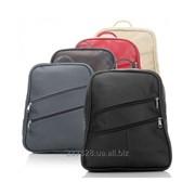 Кожаный рюкзак Abruzzo 118-1 фото