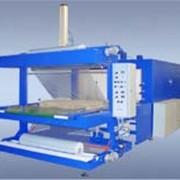 Оборудование для упаковки в термоусадочную пленку для крупногабаритных предметов фото