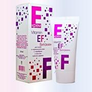 Крем Vitamin EF с серебром и маслом чайного дерева фото