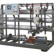 Установки обратноосмотические мембранные для водоподготовки ДВС-M/150-8-2(XLE) фото