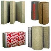 Rockwool Флор Баттс 30 мм жесткие теплоизоляционные плиты фото