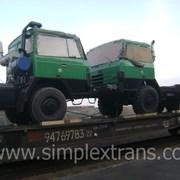 Железнодорожные перевозки грузов  в Монголию фото