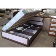 Кровать с матрасом и подъемным механизмом «Морфей» фото