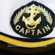 """Фурнитура для одежды с логотипом """"CAPTAIN """" фото"""