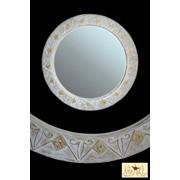 Зеркала в Харькове изготовление под заказ по Вашим размерам и цветовым решениям интерьера. Эксклюзивные решения для зеркал в рамах из натурального дерева. Декор фото