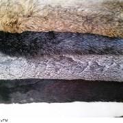Вычинка меха фото