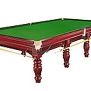 Бильярдный стол для снукера Dynamic Prince 12ф (махагон) фото