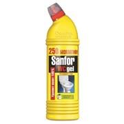 Чистящее средство Sanfor гель 750г лим+250г Промо фото