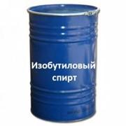 Изобутиловый спирт (изобутанол) фото