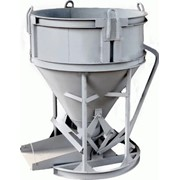 Бадья для бетона БН-2 куб фото