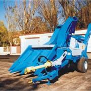 Комбайн кукурузоуборочный трехрядный прицепной ККП-3 фото