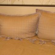 Постельное белье из льна, комплекты постельного белья фото