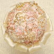 Брошь букет Невеста фото