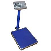 Весы товарные платформенные 300 кг 40*50 см фото