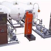 Газовая заправочная станция для заправки автомобилей сжиженными углеводородными газами (СУГ) м наземноразмещенными емкостями объемом 2700, 4850, 6700 и 9000 литров фото