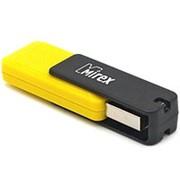 Флешка 16Гб USB 2.0 - Mirex - City - желтый фото