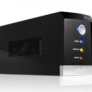 V-800-F V-серия SVC ИБП (UPS) 800VA/480W Line-Interactive, Чёрный фото